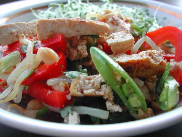 Vietnamese Tofu Salad Recipe - Food.com