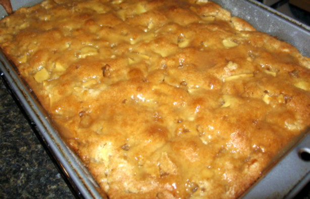 Recipe With Apple Pie Filling And Yellow Cake Mix