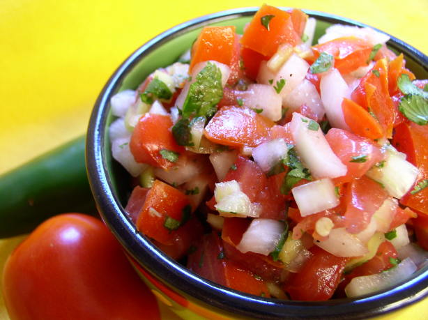 Salsa Fresca Recipe - Food.com