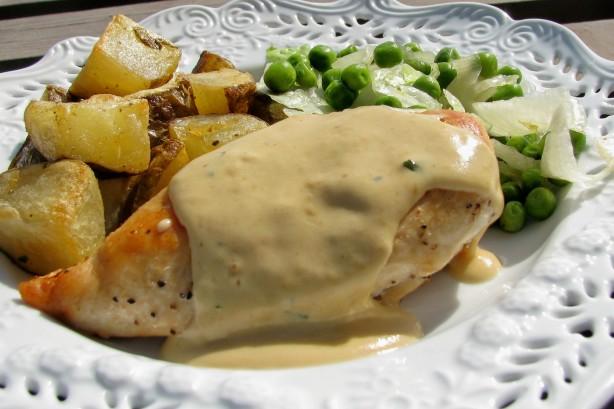 Dijon-Tarragon Cream Chicken Recipe - Food.com