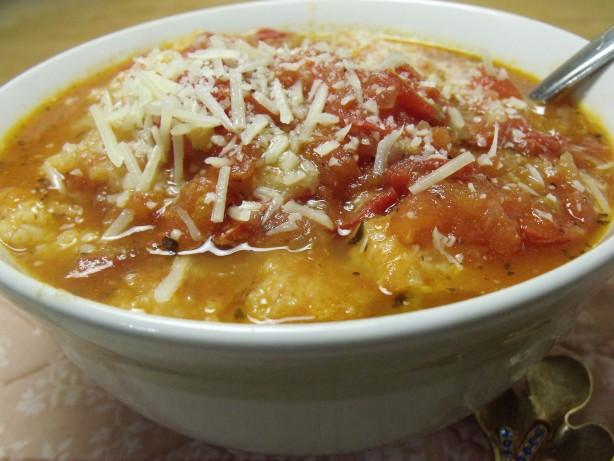 Tomato And Bread Soup Recipe - Food.com