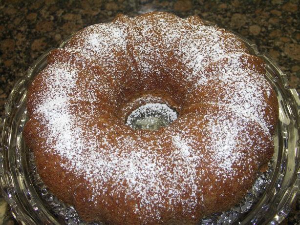Poppy Seed Bundt Cake Recipe - Food.com