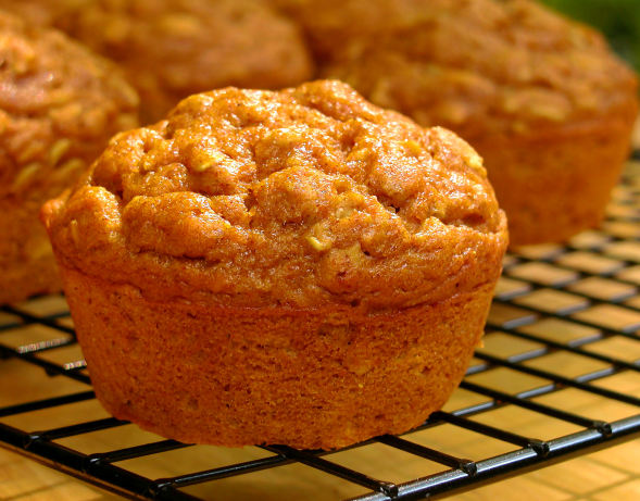 Low Fat Oat Muffins 37