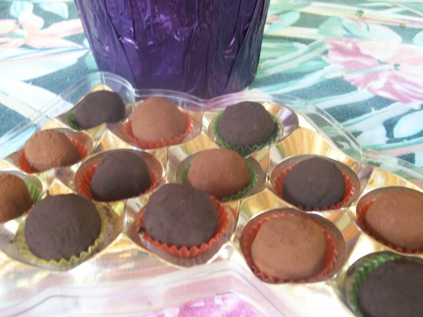 Bittersweet Chocolate-Cassis Truffles Recipe - Food.com