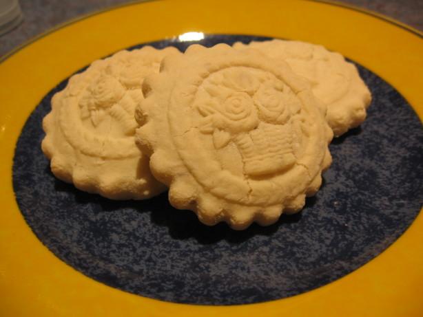 Anisbroetli Aniseed Biscuits) Recipe - Food.com