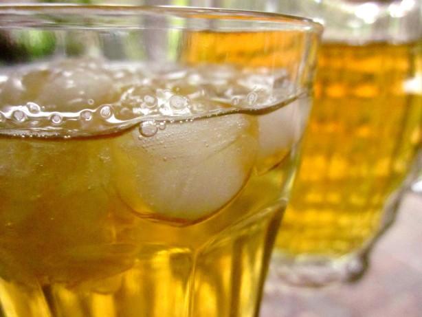 Iced Ginger Green Tea Recipe - Food.com