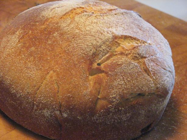 bread machine recipes sourdough