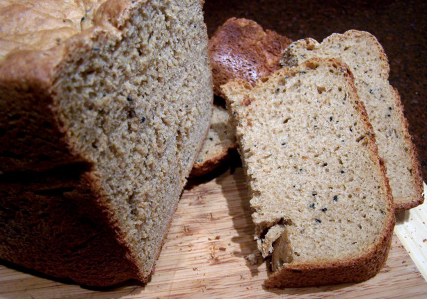 rye bread recipe bread machine