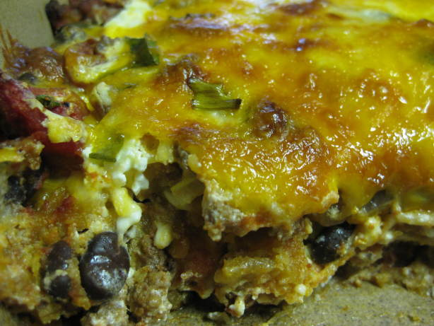 Taco Fiesta Bake Recipe - Mexican.Food.com