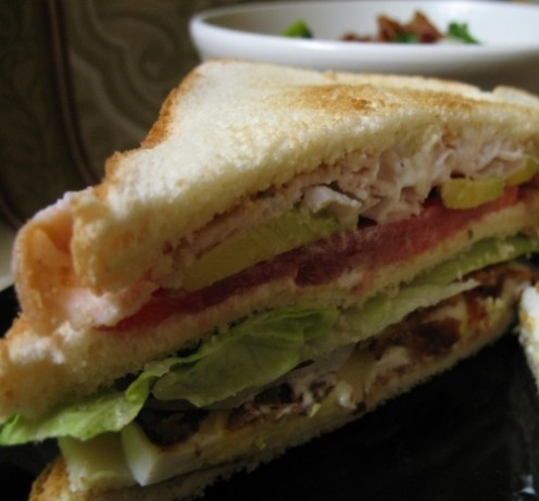 California Cobb Club Sandwiches Recipe - Food.com