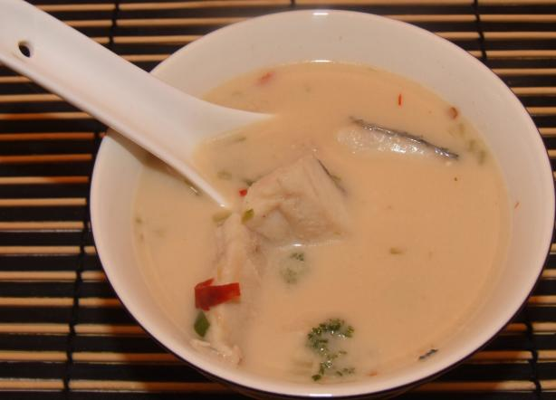 Thai fish soup recipe for Recipe for fish soup