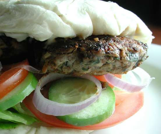 Middle Eastern Chicken Burgers Recipe - Food.com