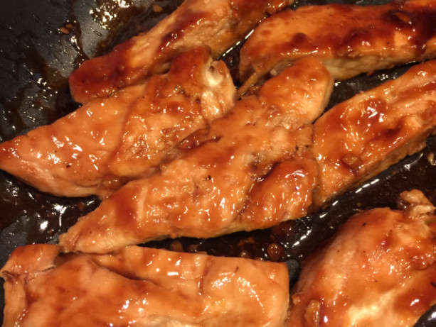 Baked Chicken Teriyaki Recipe - Food.com