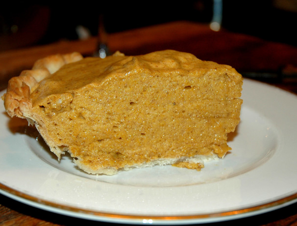 Pumpkin Chiffon Pie Recipe - Food.com