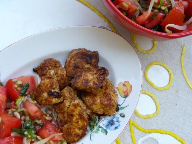 Vijs Yogurt And Tamarind Marinated Grilled Chicken Recipe - Food.com