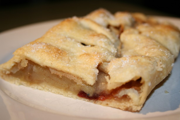 Free-Form Harvest Apple Tart - K Recipe - Food.com