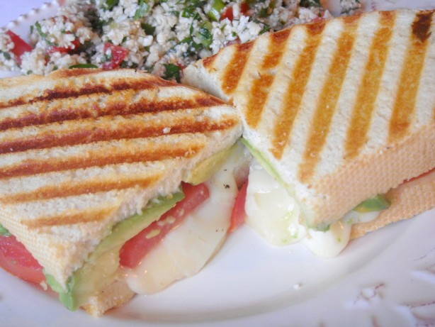 California Veggie Sandwich Recipe - Food.com