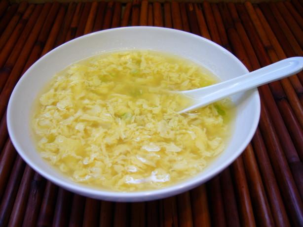 Restaurant-Style Egg Drop Soup Recipe - Thanksgiving.Food.com