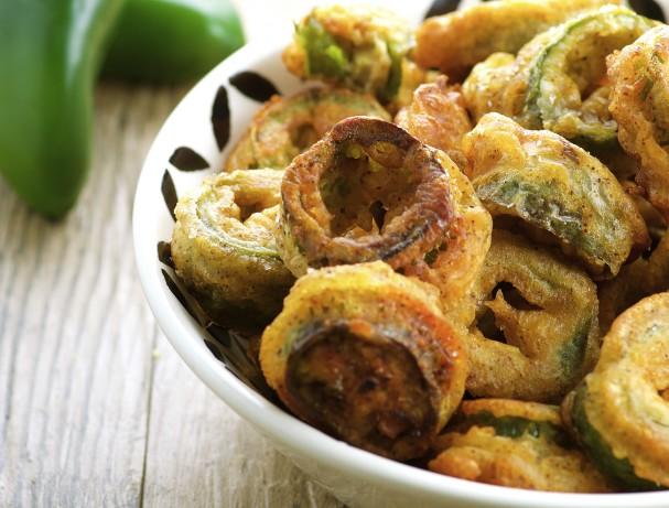 Fried jalepenos