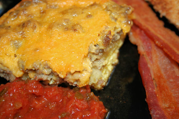 Easy Breakfast Casserole Recipe - Food.com