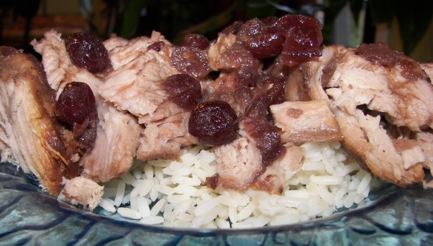 Crock Pot Cranberry Pork Roast Recipe - Food.com