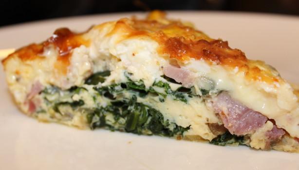 Spinach Feta Frittata Recipe - Food.com
