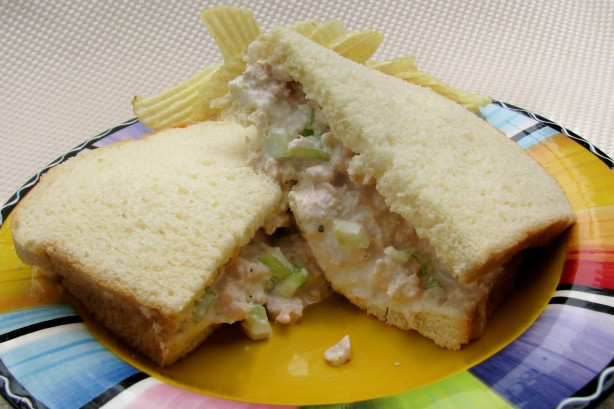 The Best Tasting Chicken Salad Ever Recipe - Food.com