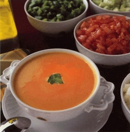 Real Spanish Gazpacho Recipe - Food.com