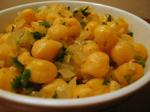 Chili Lime Chickpeas Recipe - Food.com