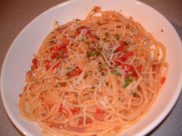 October spaghetti recipe for October recipes