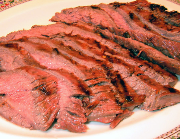 Flank Steak With Lime Marinade Recipe - Food.com