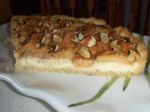 Apple Almond Cheesecake Recipe - Food.com