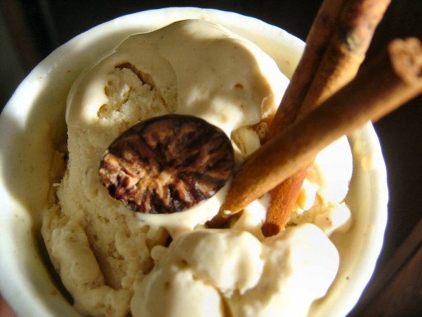 Nutmeg Ice-Cream Grenada) Recipe - Food.com