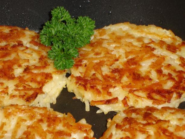 Great No-Grate Potato Pancakes Recipe - Food.com