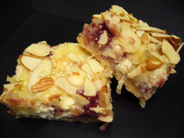 Cherry-Filled White Chocolate Blondies Recipe - Food.com