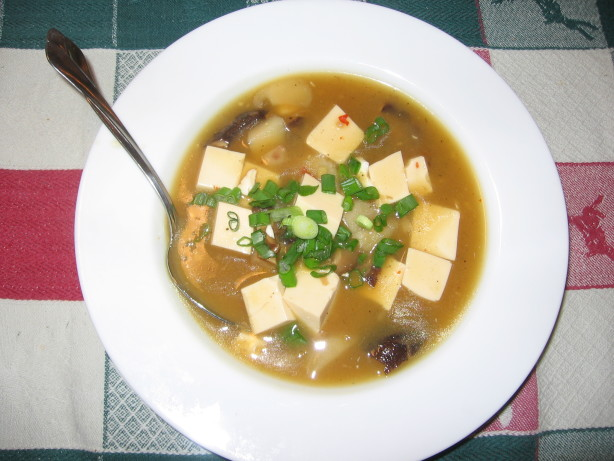 The Best Hot And Sour Soup Recipe - Chinese.Food.com