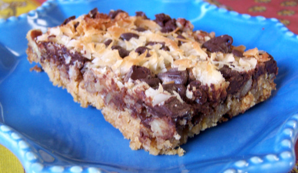 Original Magic Cookie Bar Recipe Food Com
