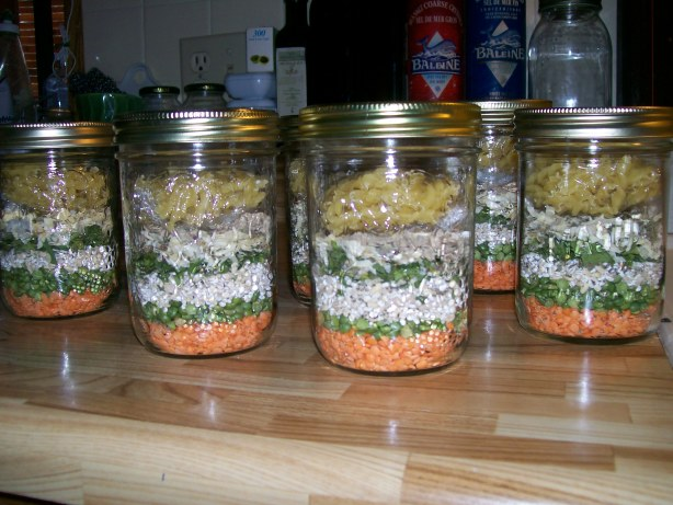 Minestrone soup gift mix in a jar recipe food com