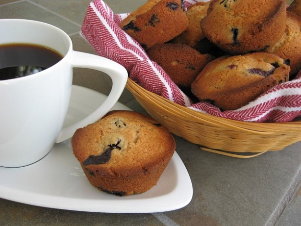 Gourmet Magazines Cinnamon Blueberry Muffins Recipe - Food.com