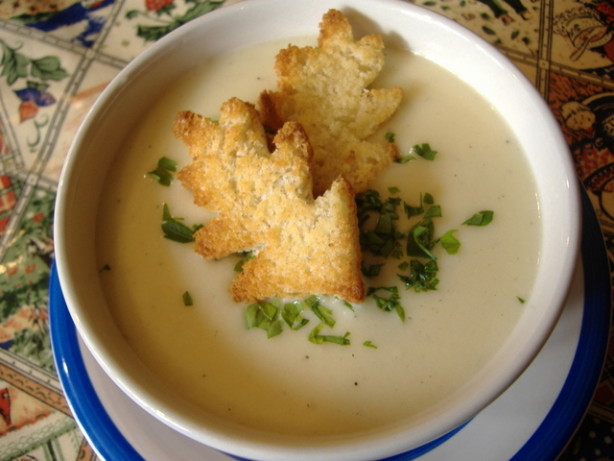 Cauliflower Cheese Soup Recipe - Food.com