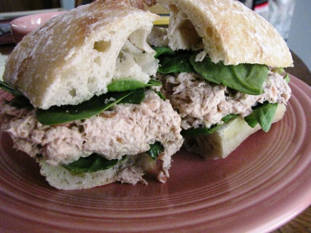 Mediterranean Tuna Salad Recipe - Food.com