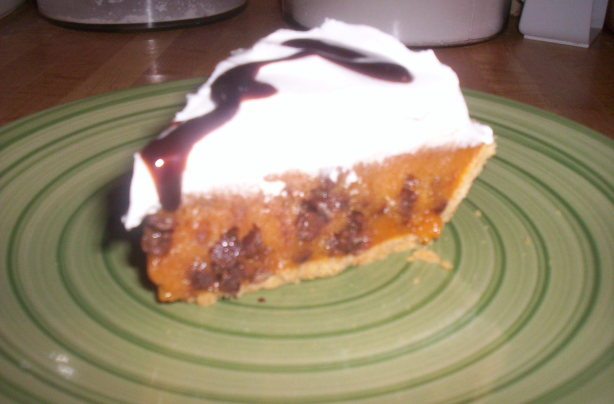Mini Chocolate Chip Butterscotch Pudding Pie Recipe - Food.com