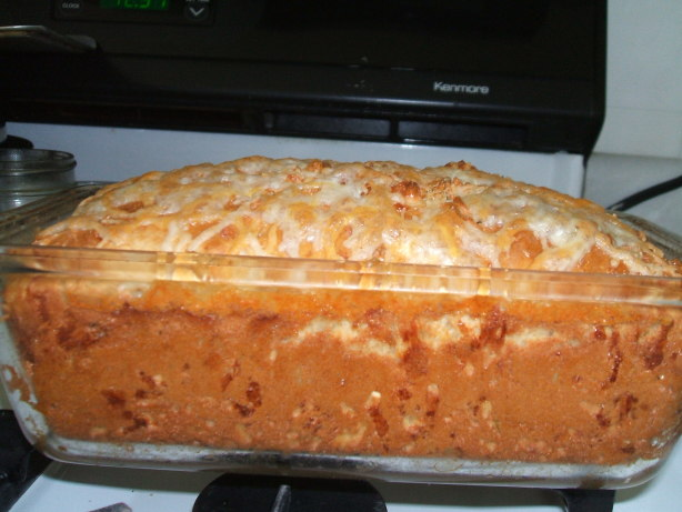 Herbed Cheese Batter Bread Recipe - Food.com