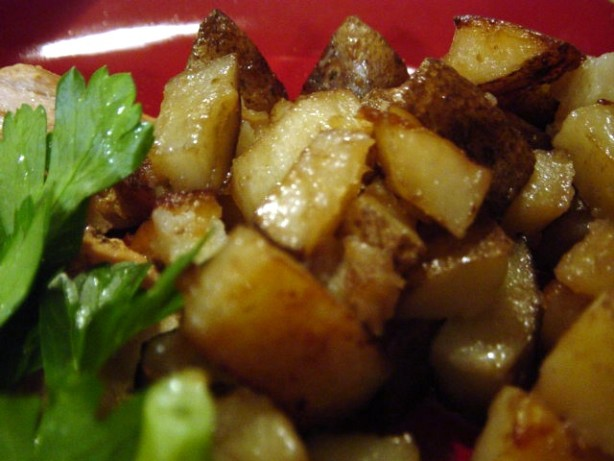 Diced Potatoes In Soy Sauce Recipe Food Com