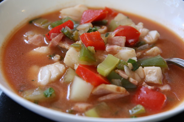 Fish soup stew with vegetables recipe for Fish and vegetable recipes
