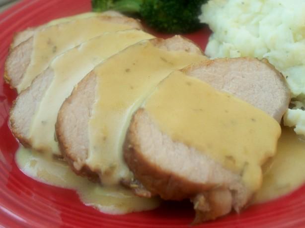 Honey, Mustard And Rosemary Roast Pork Recipe - Food.com