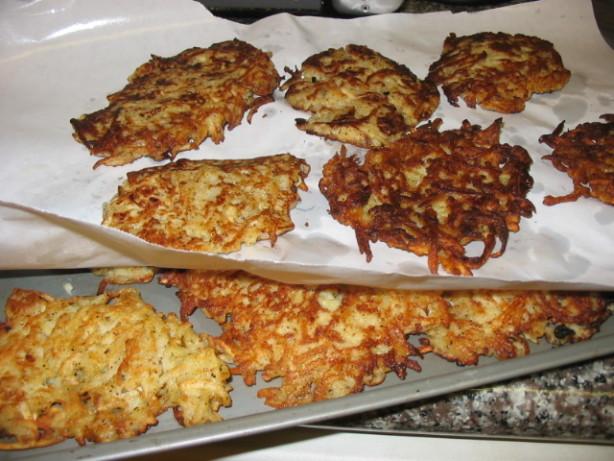 Celery Root And Mushroom Latkes With Onion Applesauce Recipes ...