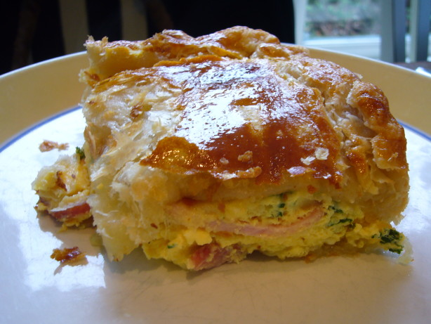 Famous new zealand bacon and egg pie recipe for Authentic new zealand cuisine