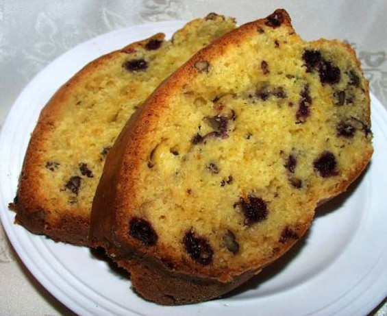 Blueberry-Orange Nut Bread Recipe - Food.com
