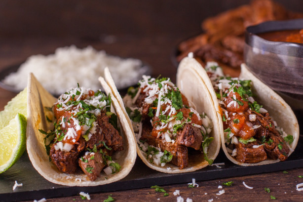 Taqueria Style Tacos - Carne Asada Recipe - Food.com